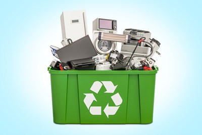 Electronics Recycling & Shredding Event-Saturday, May 15th, 2021